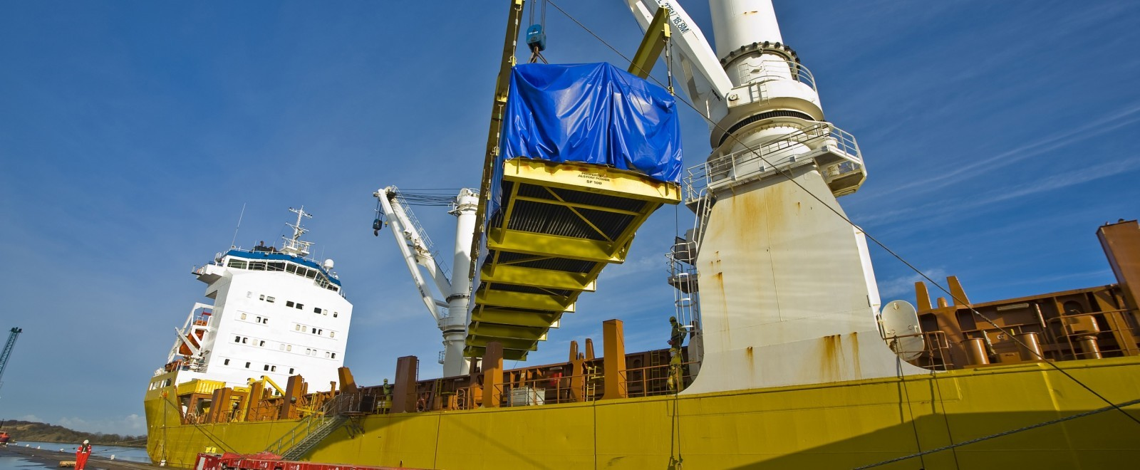 Renewable & Project Cargoes