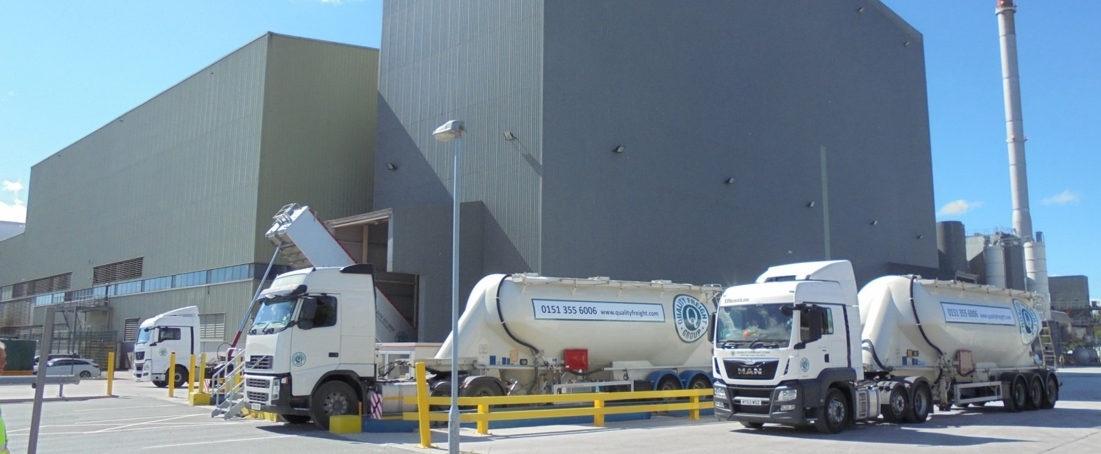 Quality Freight Further Expands Transport Fleet